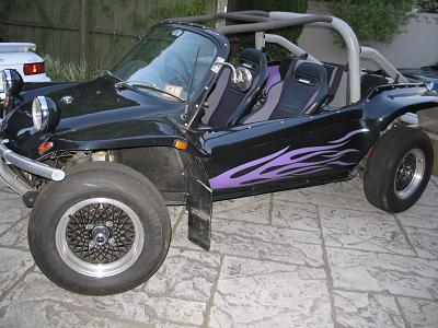 1965 Sharp VW Dune Buggy