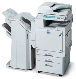 Ricoh 3245C PhotoCopier Rent - Hire