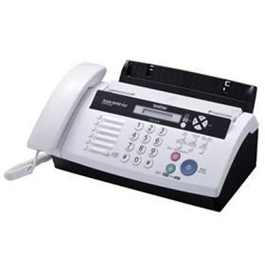 Rent Brother Fax Machines / Hire Plain Paper Fax Machines / Brother Fax 878 Facsimile machine
