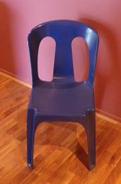 High Back Plastic Chairs - Click here to rent a chair or Hire Chairs