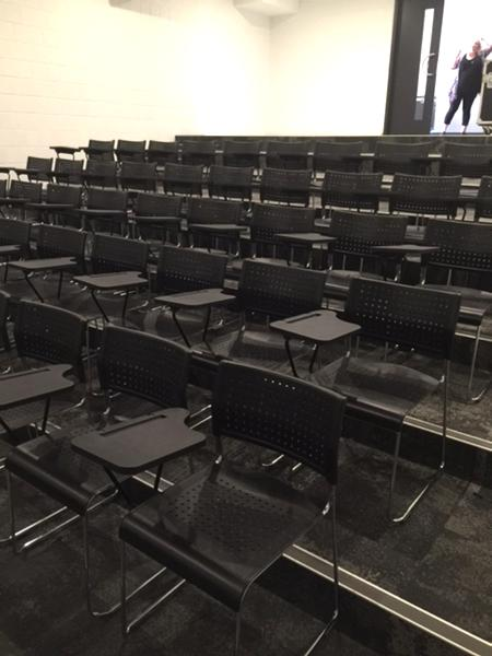 170 Tablet Student Chairs Rent Project