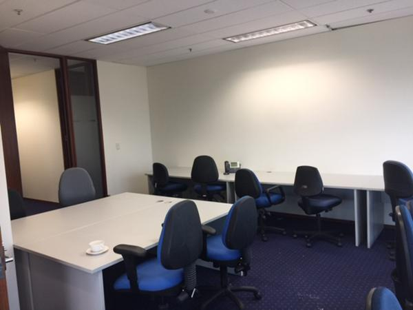 Office desks and gas lift chairs