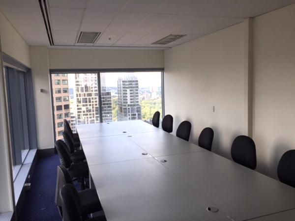 Meeting room office chairs and tables hire