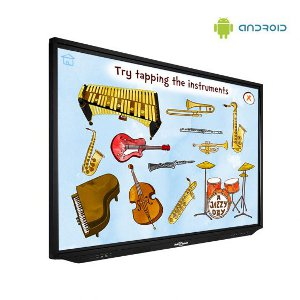 Touch Screen Interactive Display Panels For Hire and for Rent Melbourne